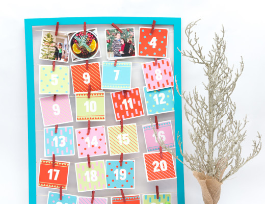DIY Advent Calendar - Snaps: A Blog from SnapBox
