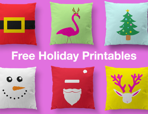 Free Holiday Printables - Snaps: A Blog from SnapBox