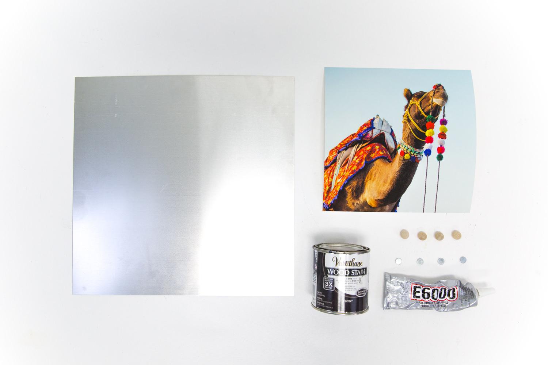 DIY Metal Sheet Photo Frame - Snaps: A Blog from SnapBox