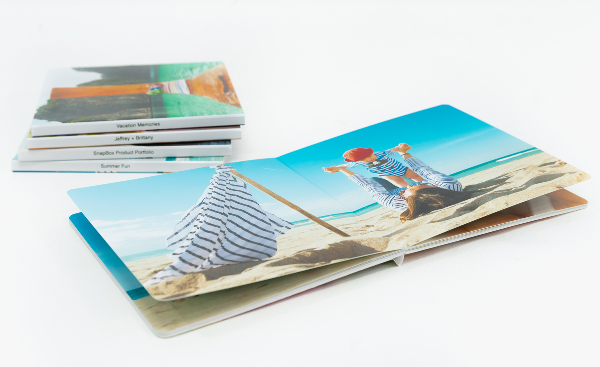 Layflat Photo Books are Here! - Snaps: A Blog from SnapBox